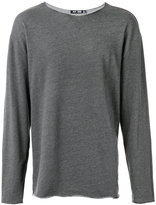 BLK DNM crew neck sweatshirt - men - Cotton/Polyester - M