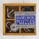 Nest Chunky Metal Puzzles