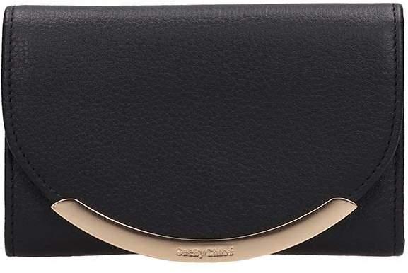 9c57c813 Black Leather Wallet