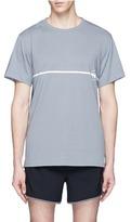 The Upside 'Fine Line' arrow print performance T-shirt