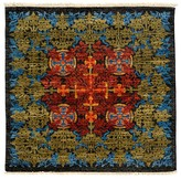 """Solo Rugs Morris Collection Oriental Rug, 4'2"""" x 4'3"""""""