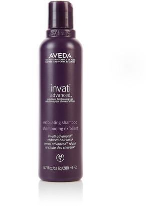 Marks and Spencer Invati Advanced Exfoliating Shampoo 200ml