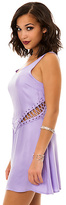 Style Stalker The Dimension Dress in Lilac