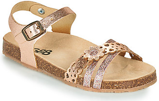 GBB PANORA girls's Sandals in Gold