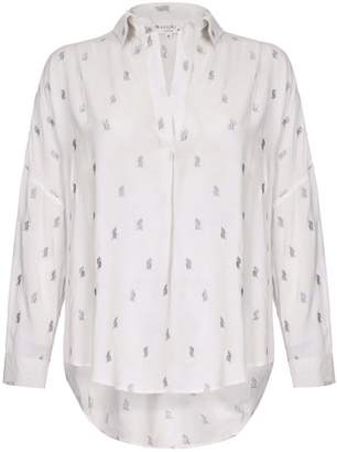Nooki Design Lolita Blouse - White