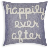 Alexandra Ferguson Linen Happily Ever After Decorative Pillow, 16 x 16 - 100% Exclusive