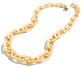 J.Crew Women's Oval Link Necklace