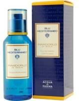 Acqua di Parma BLUE MEDITERRANEO by for MEN: MANDORLO DI SICILIA EDT SPRAY 4 OZ
