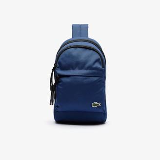 Lacoste Neocroc Single-Strap Sling Bag