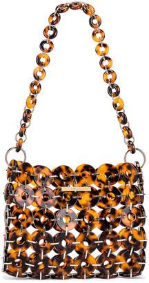 Cult Gaia Acrylic Jasmin Bag in Tortoise | FWRD