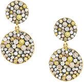 Ileana Makri Double Disc earrings
