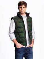 Old Navy Frost-Free Quilted Vest for Men