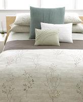 Calvin Klein Home Briar Queen Flat Sheet