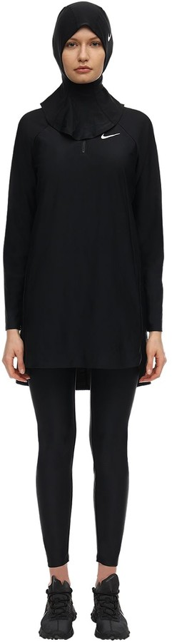 Nike Long Sleeve Swimsuit Tunic Top
