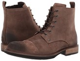 Ecco Kenton Artisan Lace Boot (Cocoa Brown) Men's Boots