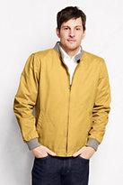 Classic Men's Cotton Breaker Jacket-Gold Dust