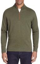 Robert Graham Elia Quarter Zip Pullover
