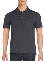 Original Penguin Heathered Polo
