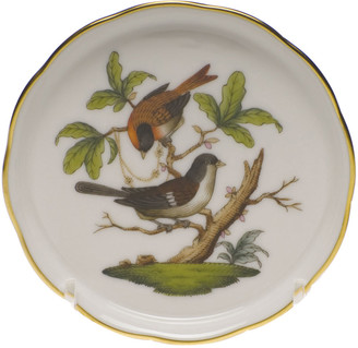 Herend Rothschild Bird Motif 04 Coaster