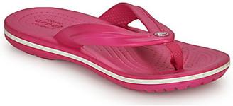 Crocs CROCBAND FLIP GS girls's Flip flops / Sandals in Pink