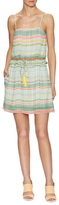 See by Chloe Printed Drawstring Dress