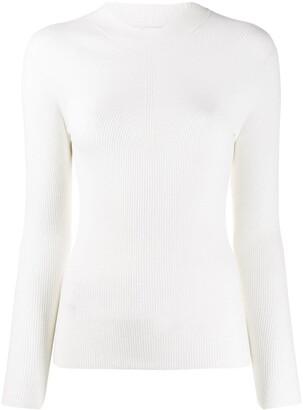 Stefano Mortari Ribbed Jumper