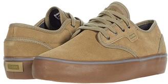 Globe Motley II (Black/Antique) Men's Shoes