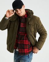 American Eagle Outfitters AE Filled Military Jacket