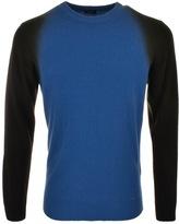 Diesel K Fucatio Wool Jumper Blue