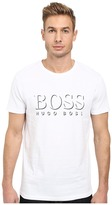 HUGO BOSS BOSS Short Sleeve Crew BM 10144 Boss Logo SPF Tee