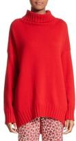 Oscar de la Renta Women's Virgin Wool Turtleneck Sweater