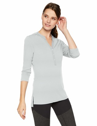 Charles River Apparel Women's Windsor Henley Shirt