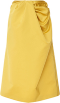 Rochas A Line Skirt With Bow On The Front