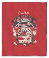 Disney Piston Racer Sweatshirt Throw