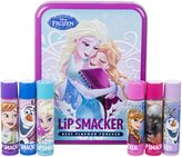 Bonne Bell Lip Smacker Frozen Winter Hugs Tin with 6 Lip Balms