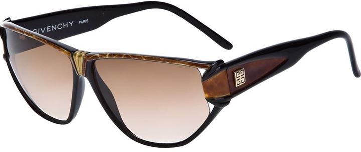 Givenchy Vintage aviator sunglasses