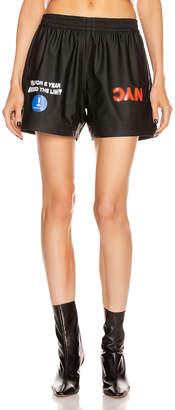 Alexander Wang Adidas By adidas by AW Shorts in Black | FWRD