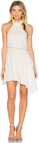 Style Stalker STYLESTALKER Ava Mini Dress in White. - size 6/M (also in )