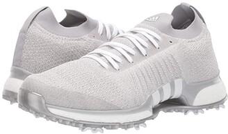 adidas TOUR360 XT Primeknit (Grey Two/White/Silver Metallic) Men's Shoes