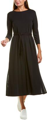 Max Mara Alben Wool-Blend Sheath Dress
