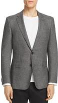 BOSS Multi Textured Birdseye Slim Fit Sport Coat