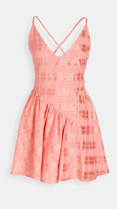 C/Meo Same Things Mini Dress