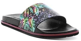 Robert Graham Men's Recon Slide Sandals
