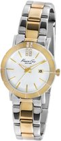 Kenneth Cole New York Kenneth Cole Women's KC4879 Two-Tone Stainless-Steel Quartz Watch with Dial