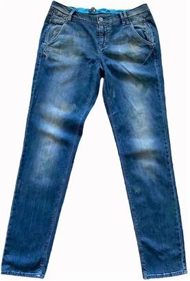 Thomas Rath Blue Denim - Jeans Trousers for Women