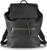 Paul Smith Men's Asxd5100l868n Black Leather Backpack