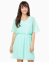 Charming charlie Astrid Solid Dress