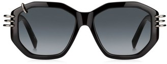 Givenchy 54MM Geometric Sunglasses