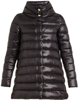 Herno Quilted down shell jacket