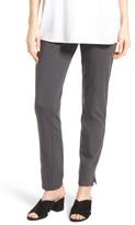 Eileen Fisher Women's Slim Stretch Knit Pants